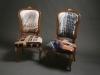 silla personalizada con foto vintage