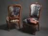 silla vintage reciclada